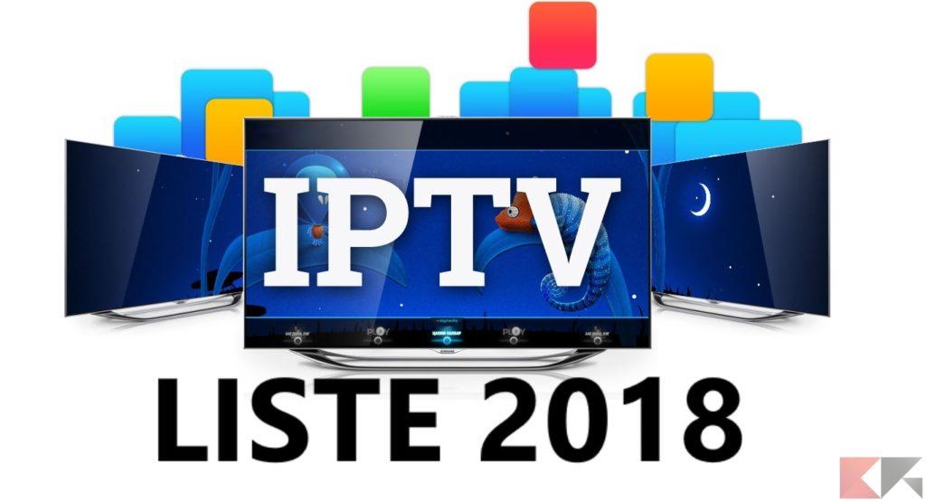 LISTE IPTV M3U ITALIA 2018 GRATIS