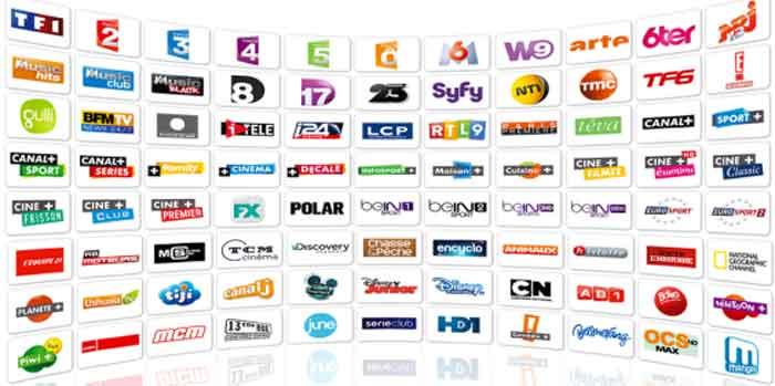 liste canali m3u