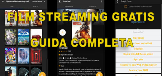 film streaming gratis android secrets
