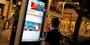 Totem digitali: tutte le possibilità