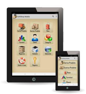 Gestione del magazzino tramite Android con Softshop