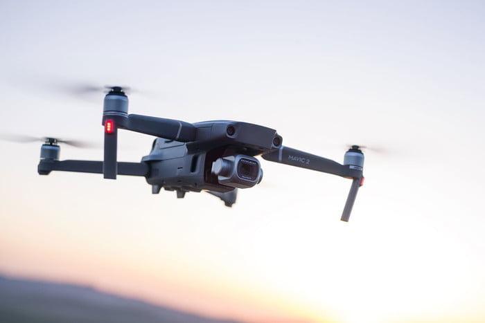scegliere il drone con telecamera