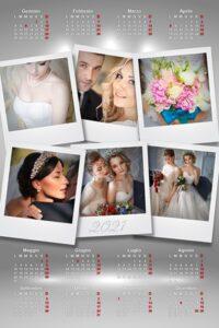 Calendario 2020: personalizzato cartaceo o su app